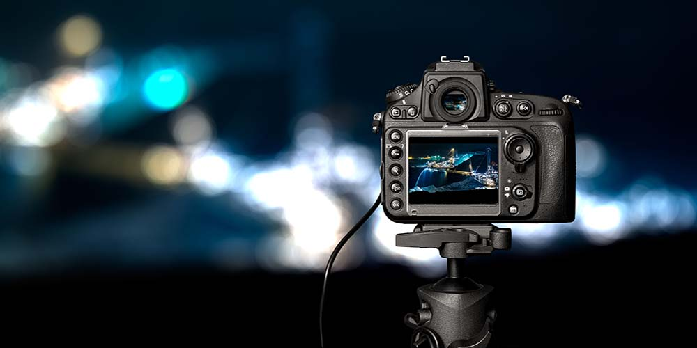 How to effectively use a DSLR camera