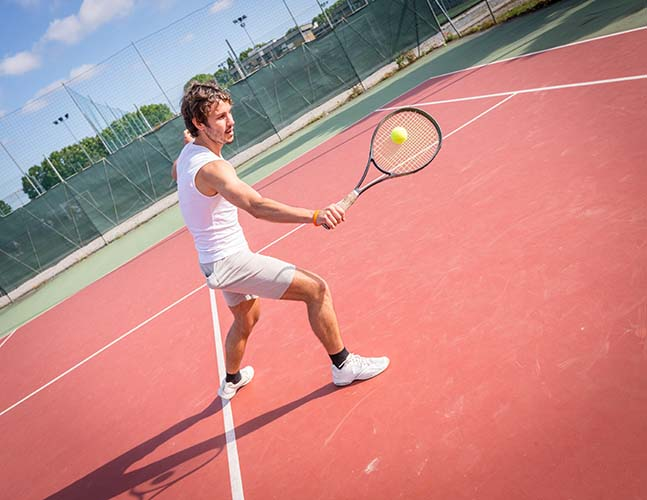 Find a tennis coach in Reno